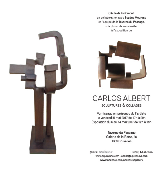 Carlos Albert - Exposition de Bruxelles